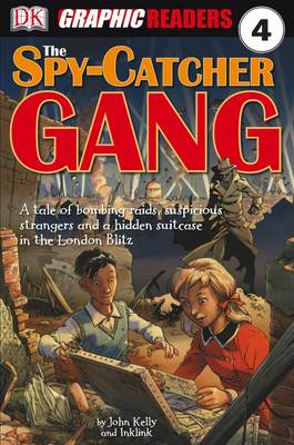 The spy-catcher gang | TheBookSeekers