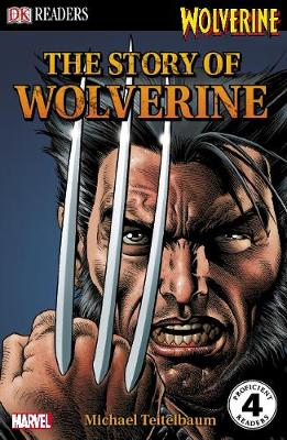 The story of Wolverine | TheBookSeekers