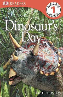Dinosaur's day | TheBookSeekers