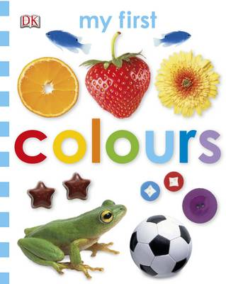 My first colours board book