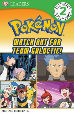 Watch out for Team Galactic!