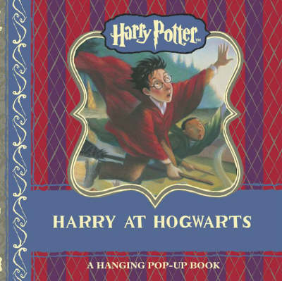 Harry at Hogwarts | TheBookSeekers