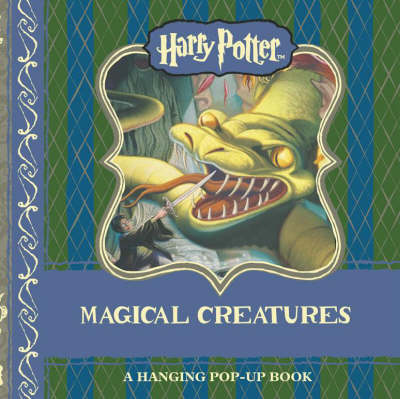 Magical creatures : a hanging pop-up book | TheBookSeekers