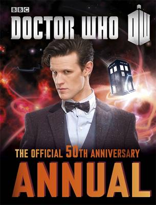 Doctor Who: Official 50th Anniversary