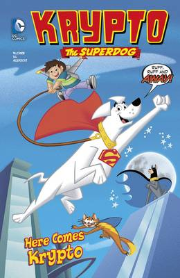 Here comes Krypto