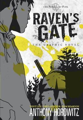 Raven's gate : the graphic novel