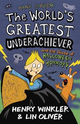 The world's greatest underachiever and the House of Halloween horrors