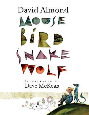 Mouse, bird, snake, wolf