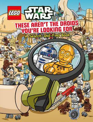 Lego Star Wars : a search-and-find book.