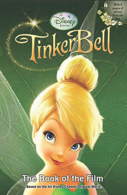 Tinker Bell : the book of the film