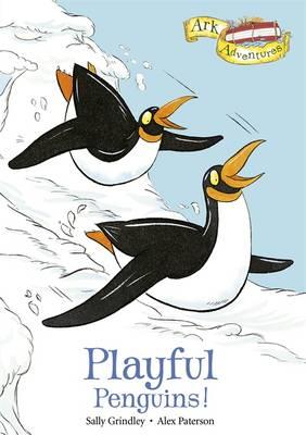 Playful penguins!