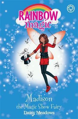 Madison the magic show fairy