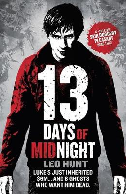 Thirteen Days of Midnight | TheBookSeekers