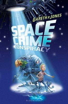 Space crime conspiracy | TheBookSeekers