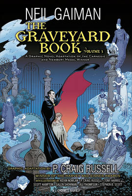 The graveyard book. Volume 1 | TheBookSeekers