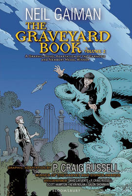 The graveyard book. Volume 2