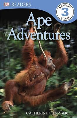 Ape adventures | TheBookSeekers