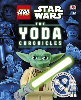 The Yoda chronicles | TheBookSeekers