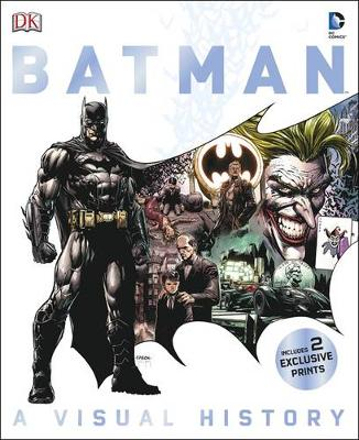 Batman year by year : a visual chronicle