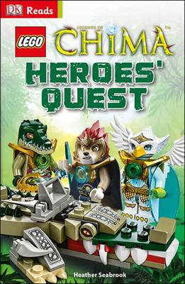 LEGOA legends of Chima heroes' quest.