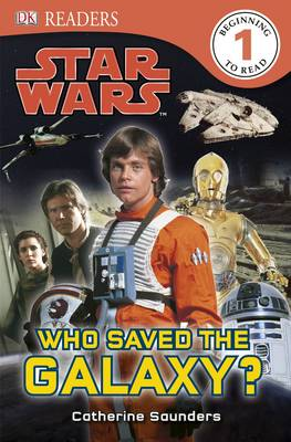 Who saved the galaxy?
