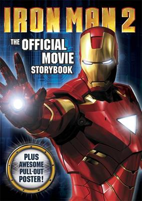 Iron Man 2 : the official movie storybook.