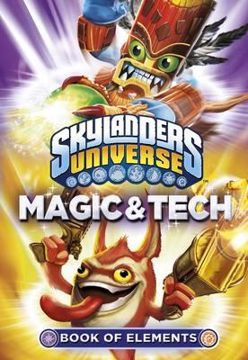 Magic & tech : book of elements.