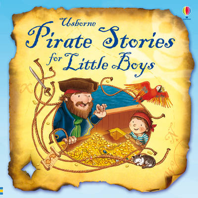 Pirate stories for little boys