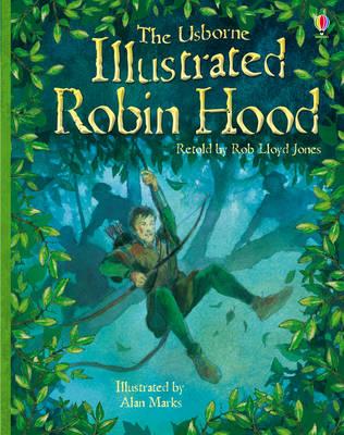 The Usborne illustrated Robin Hood