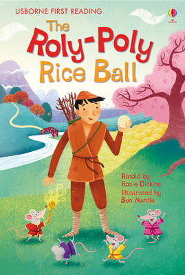 The Roly Poly Rice Ball
