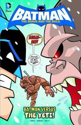Batman versus the Yeti!.