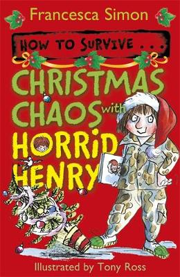 How to survive - Christmas chaos with Horrid Henry