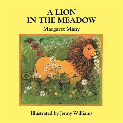 A lion in the meadow | TheBookSeekers