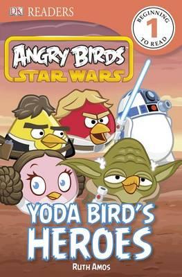 Yoda bird's heroes   TheBookSeekers