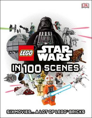 LEGO Star Wars in 100 Scenes | TheBookSeekers
