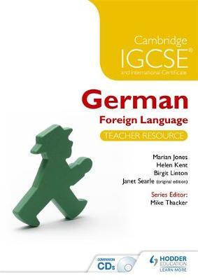Cambridge IGCSE and international certificate German foreign language. Teacher resource