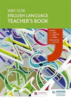 WJEC GCSE English language. Teacher's book