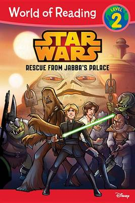 Rescue from Jabba's Palace | TheBookSeekers