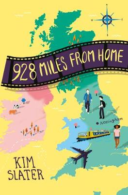928 miles from home | TheBookSeekers