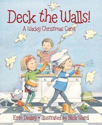 Deck the Walls: A Wacky Christmas Carol