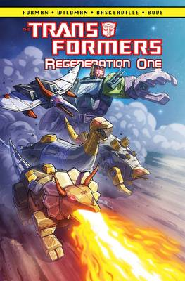 Transformers: Regeneration One Volume 2