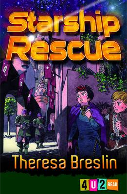 Starship rescue | TheBookSeekers