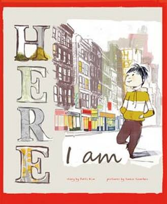 Here I am | TheBookSeekers