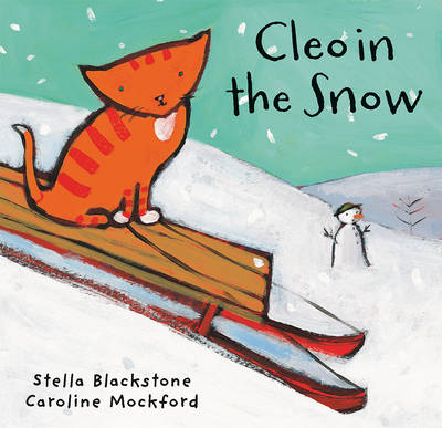 Cleo in the snow   TheBookSeekers