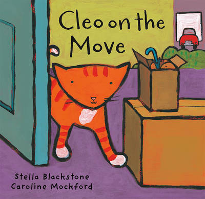 Cleo on the move | TheBookSeekers