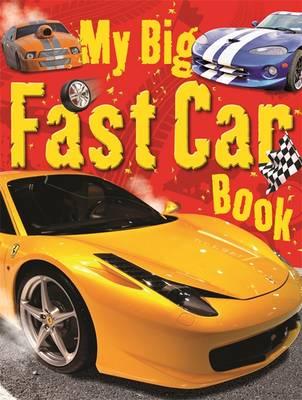 My big fast car book.