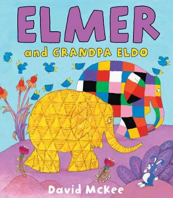Elmer and Grandpa Eldo