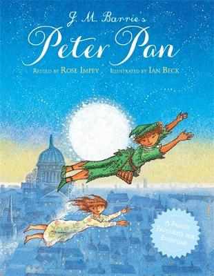 J M Barrie's Peter Pan and Wendy