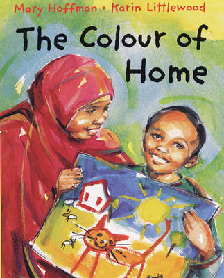 The colour of home | TheBookSeekers