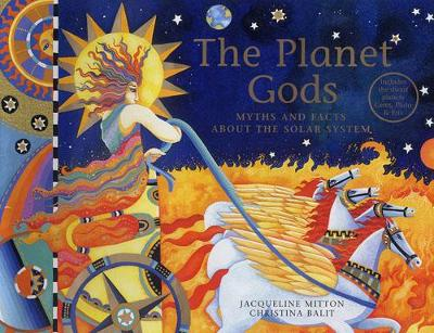 The planet gods : myths and facts about the solar system | TheBookSeekers